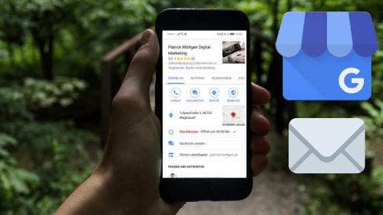 Google MyBusiness schaltet neue Nachrichten-Funktion frei