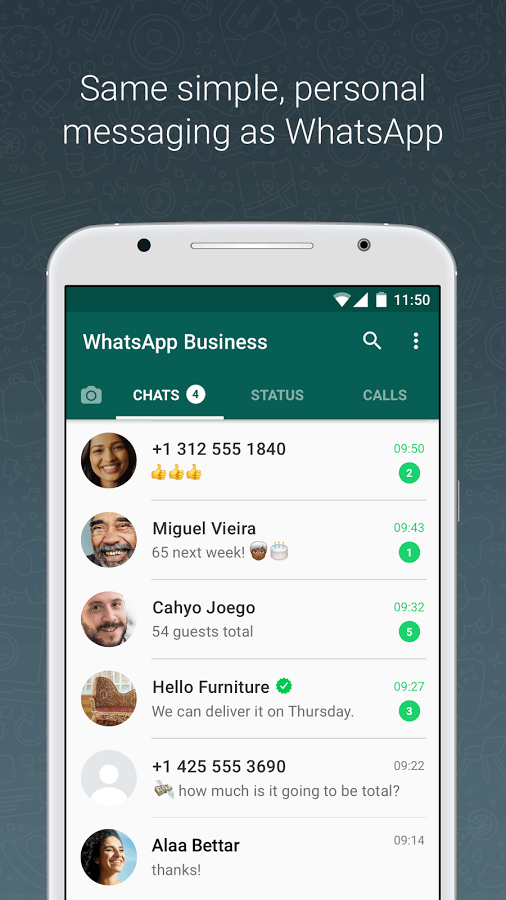 Whatsapp-business-verison