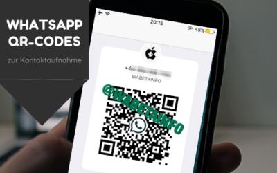 Der neue WhatsApp QR-Code und sein Potenzial für Unternehmen